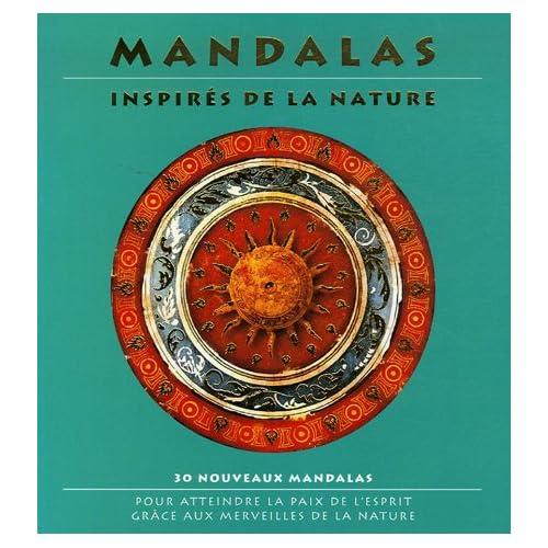 Mandalas inspirés de la nature