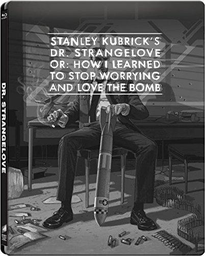 Bild von Dr. Seltsam - Oder: wie ich lernte, die Bombe zu lieben - SteelBook PopArt [Blu-ray]