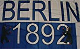 UB Fahne / Flagge Berlin 1892 90 cm x 150 cm Neuware!!!