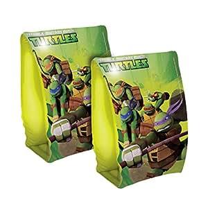 Mondo Ninja Turtles Braccioli, Multicolore, 25x15x5 cm