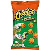 Cheetos Pelotazos - Producto de aperitivo horneado con sabor a queso - 130 g