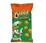 Cheetos Pelotazos - Producto de aperitivo horneado con sabor a queso - 130 g - , Pack de 6