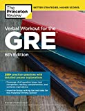 Verbal Workout for the GRE (Graduate School Test Preparation)