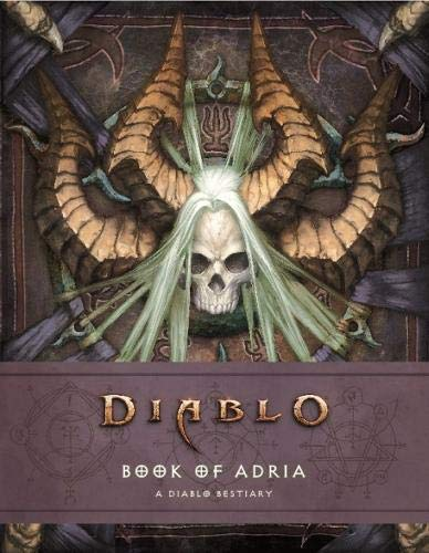 Diablo Bestiary - The Book of Adria por Matt Burns