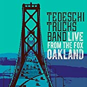 Live From The Fox Oakland (Dlx.2CD/DVD)