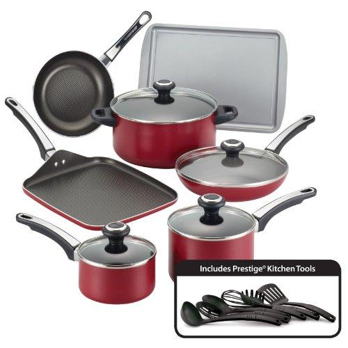 farberware-high-performance-nonstick-aluminum-17-piece-cookware-set-red