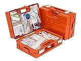 Erste-Hilfe-Koffer Gastronomie (DIN 13157) - Speziell für die Lebensmittelindustrie zusammengestellt