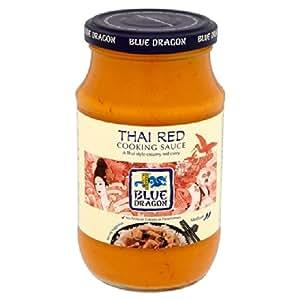Blue Dragon Thai Red Curry Sauce 410g