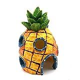 Sikete SpongeBob Ananas Startseite Aquarium-Verzierung-Fisch-Beh?lter-Dekorationen
