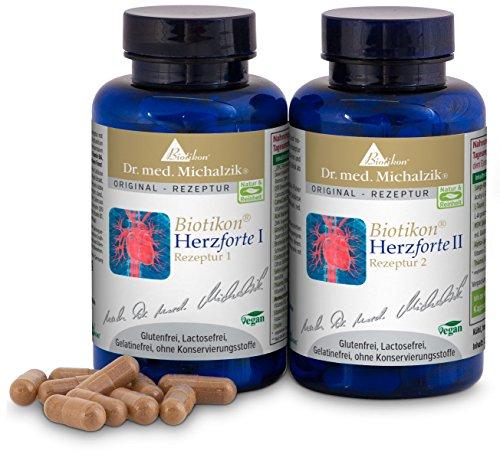 Herzforte I + II nach Dr. med. Michalzik -
