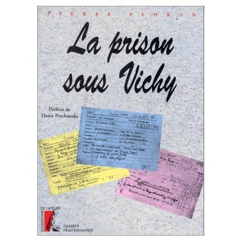 Prison sous Vichy