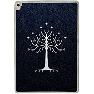 Casotec Magic Tree Pattern Design 2D Printed Hard Back Case Cover for Apple iPad Pro 9.7