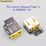 Ochos Carte d'alimentation DC pour Lenovo Ideapad Yoga 11 13 Series 11S 11S-5937...