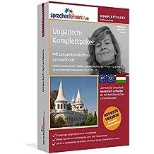 Ungarisch-Komplettpaket: Lernstufen A1 bis C2. Fließend Ungarisch lernen mit der Langzeitgedächtnis-Lernmethode. Sprachkurs-Software auf DVD für Windows/Linux/Mac OS X