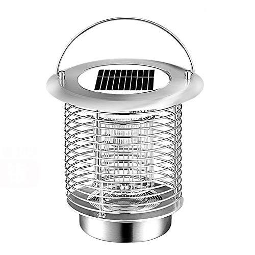 Lámpara De Mosquito/Luces De Mosquito Solares/Impermeable/Inteligente/Hogar/Exterior/Patio/Jardín/Exterior/Silencio