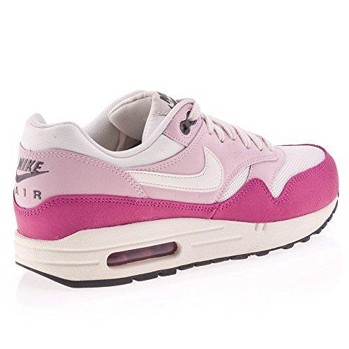 Nike Wmns Air Max 1 Essential, Chaussures de Sport Femme, Taille ROSE BLANC