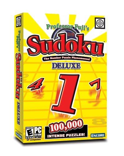 Professor Fuji's Sudoku Deluxe PC