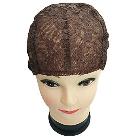 Yiya Classic Lace Wig Cap for Wigs Making Glueless Wig