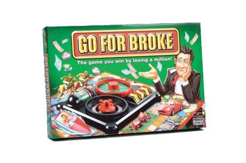 Hasbro Go For Broke Board Game