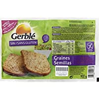 Gerblé - Sans gluten pain aux graines - Le paquet de 400g - Precio por unidad