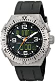 "Momentum Men's 1M-SP24B1B Format 4"" Titanium Watch with Black Band"