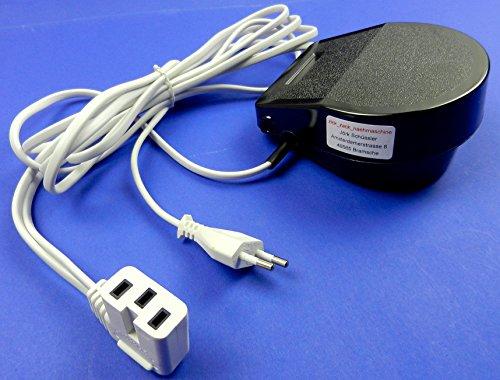 Zick Zack Nähmaschine Fußanlasser // Fusspedal mit Kabel kompatibel für Pfaff // Gritzner // AEG // uvm. Nähmaschine