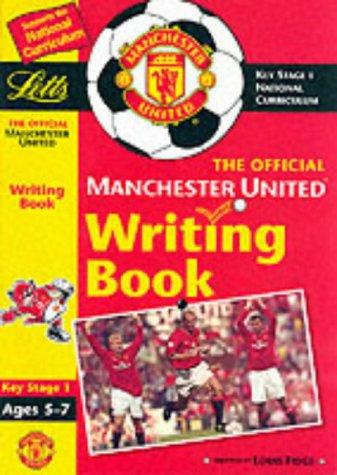 KS1 Man Utd Workbook: Writing (Official Manchester United workbooks)