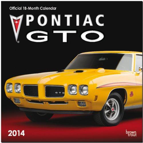 pontiac-gto-official-18-month-calendar