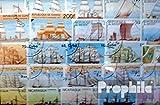 Prophila Collection Motive 300 verschiedene Schiffe und Boote Marken (Briefmarken für Sammler) Seefahrt