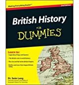 [ British History For Dummies ] By Lang, Sean ( Author ) Jan-2011 [ Paperback ] British History For Dummies