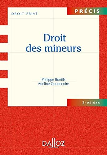 Droit des mineurs - 2e éd.