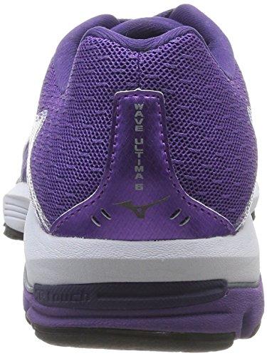 Mizuno Wave Ultima 6 Women's Chaussure De Course à Pied - SS15 purple