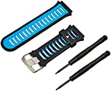 Garmin Band, Blue/Black - watch bands (Blue/Black)