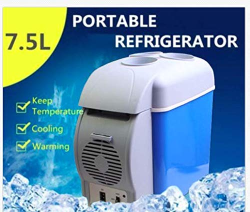 WYANG Refrigerador congelador Calentador 12V Mini
