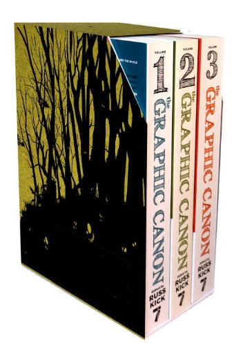 Graphic Canon Vols.1-3 Boxed Set