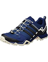 Adidas - Caflaire - B74610 - Couleur: Bleu Marine-blanc - Taille: 41,3