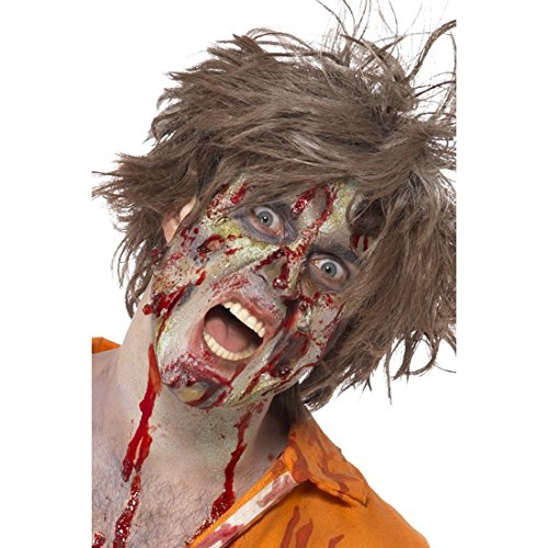 Set maquillage zombie kit maquillage latex horreur set de maquillage  Halloween set de maquillage frissons application