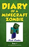 Diary of a Minecraft Zombie Book 1: A Scare of A Dare: Volume 1