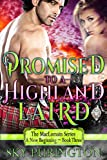 Promised to a Highland Laird (The MacLomain Series: A New Beginning Book 3)