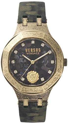 Versus by Versace Damen-Armbanduhr VSP350217 (Uhr Versace Damen)