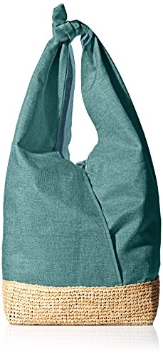 ale-by-alessandra-womens-ipanema-linen-and-raffia-tote-teal-one-size