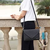Best Crossbody - Colorland New Women Clutch Envelop Bag PU Leather Review