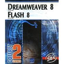 Dreamweaver 8 - Flash 8 : Pack 2 volumes