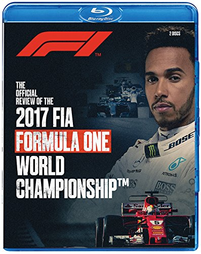 F1 2017 Official Review [Blu-ray] [UK Import]