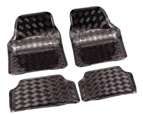 bottari-14110-set-4-tappeti-in-gomma-con-sottofondo-antiscivolo-laminato-in-pvc-nero-lucido