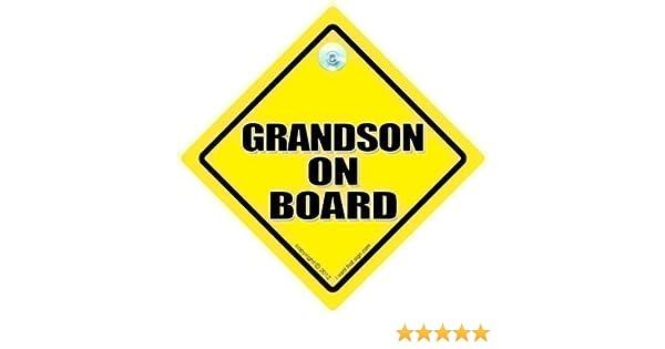 GEM JEWEL PRINCESS Baby on Board Car Window Sign