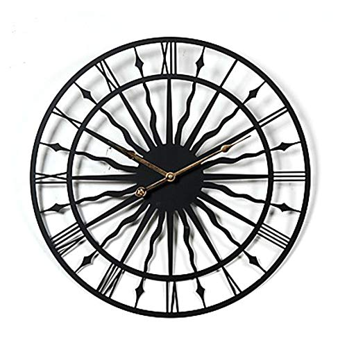 H-clocks Wall Clock,European Vintage Antiquemodern for sale  Delivered anywhere in UK