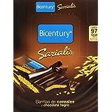 Bicentury - Sarialis - Barritas de cereales y chocolate negro - 20 unidades