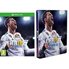 FIFA 18 + Steelbook Esclusiva Amazon - Xbox One
