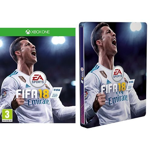 Foto FIFA 18 + Steelbook Esclusiva Amazon - Xbox One